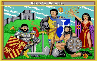 Videojuego King's Bounty - 1990