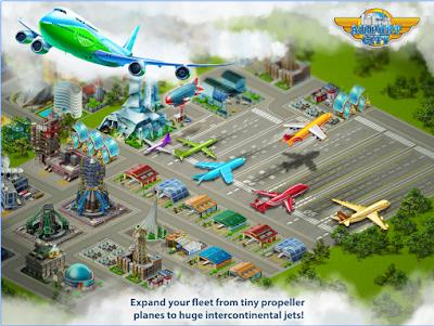 Airport City Mod Apk1