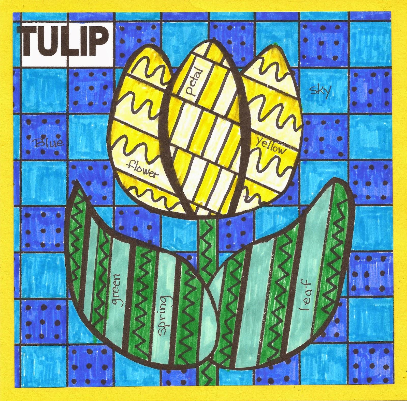 The Best Of Teacher Entrepreneurs Spring Languageart Coloring Sheets