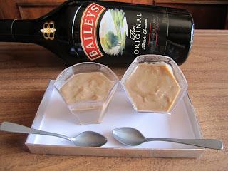 Crèmes au Baileys au thermomix ou pas