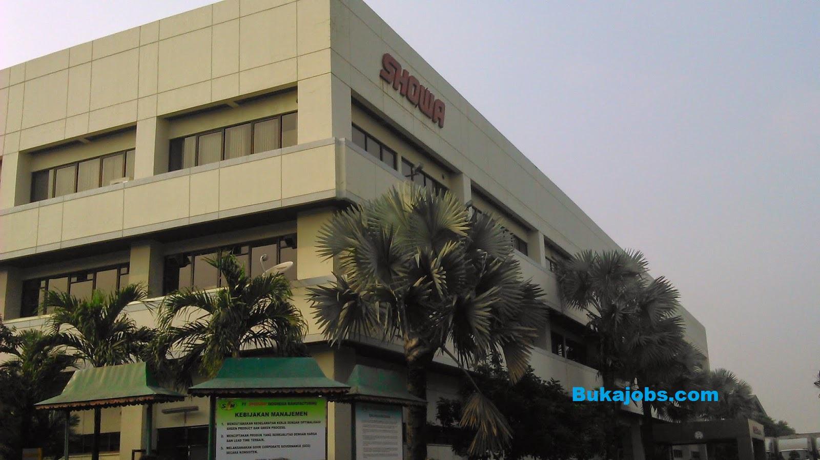 Lowongan Kerja SMA/SMK di PT Showa Indonesia Manufacturing Terbaru