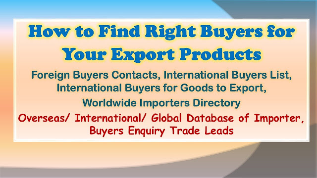 importer and exporter in India