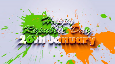 Happy Republic Day Whatsapp DP and facebook status