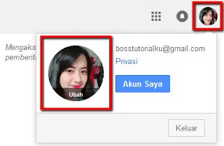 tata cara lengkap cara membuat email Gmail di Google