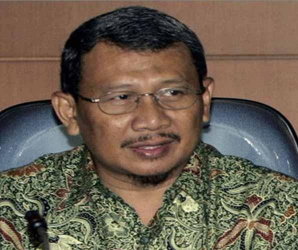 Komisaris Utama PT Tiga Pilar Sejahterah (TPS) Anton Apriyantono