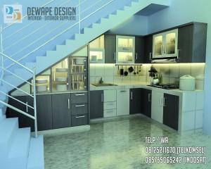 kitchen set minimalis modern 2016 malang