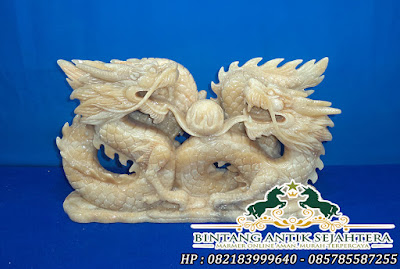 Patung Naga Antik | Patung Naga di Surabaya