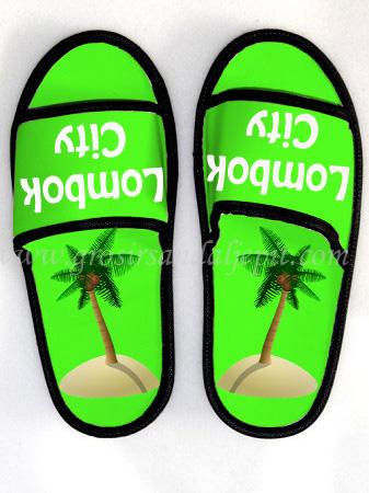 Pabrik Sandal Souvernir, sandal wisata termurah dan terbaik di Indonesia