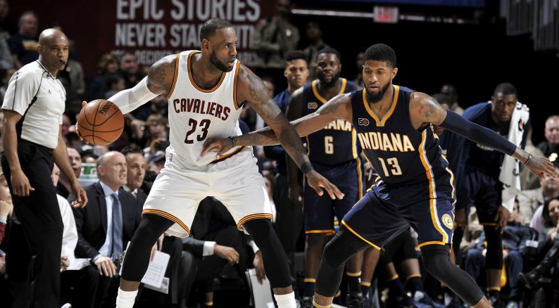 Will Kyrie & LeBron Recruit Paul George if Cavaliers Lose ...