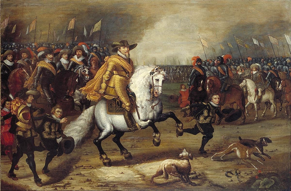 Revolt Against Spanish Rule in the Netherlands