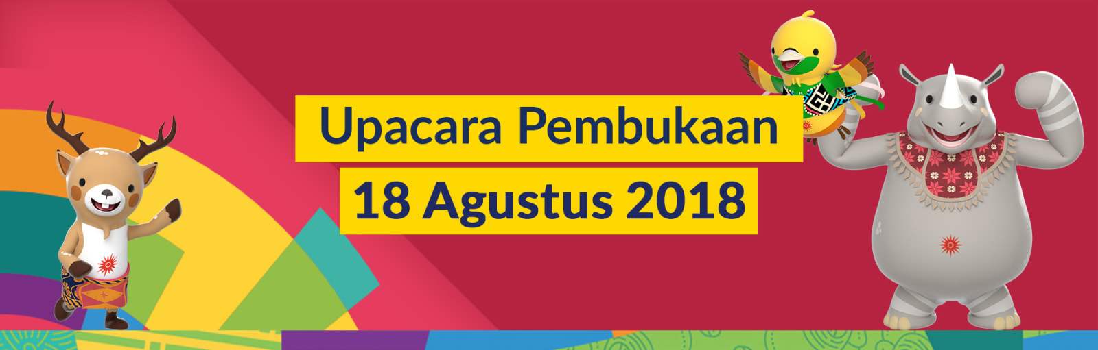 Nonton Full Opening Ceremony Asian Games 2018