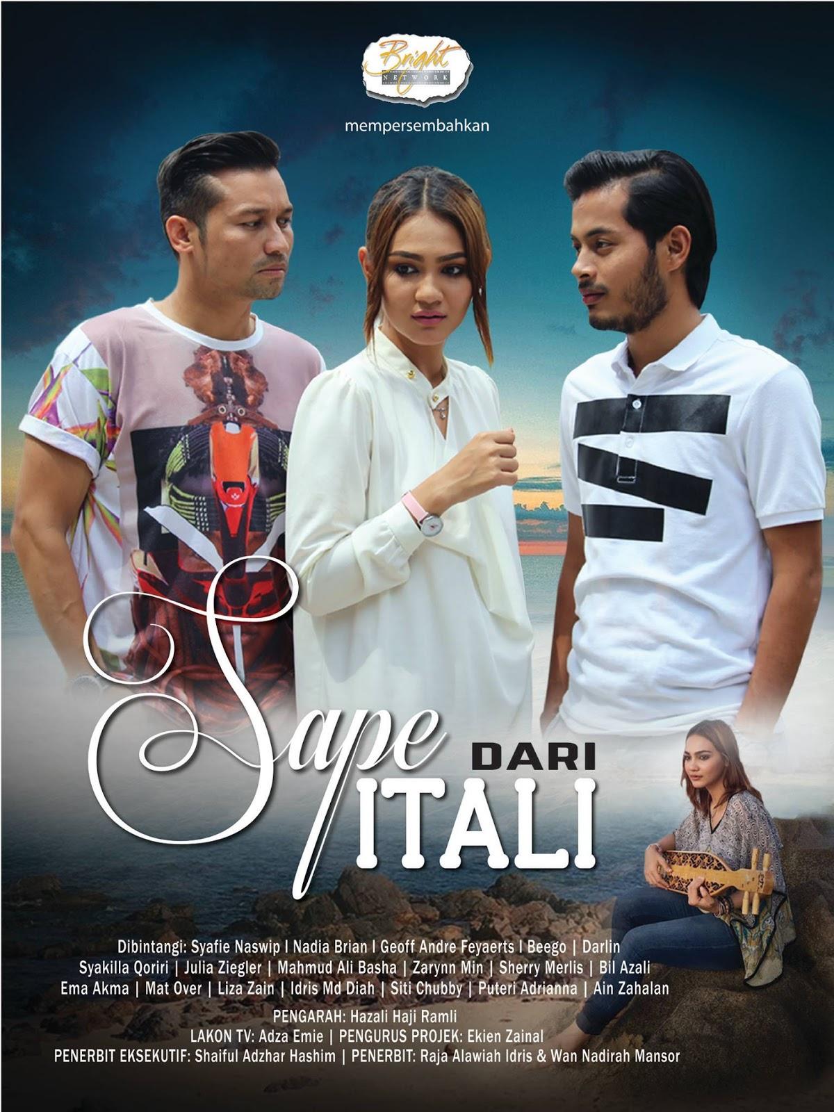 Sinopsis Drama Sape Dari Itali (TV2)