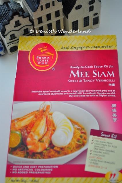Prima Taste Mee Siam