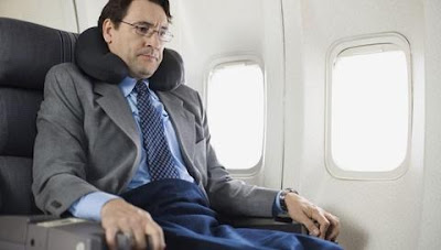 Takut Saat Naik Pesawat