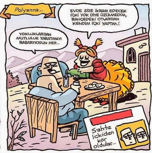 polyanna karikatür