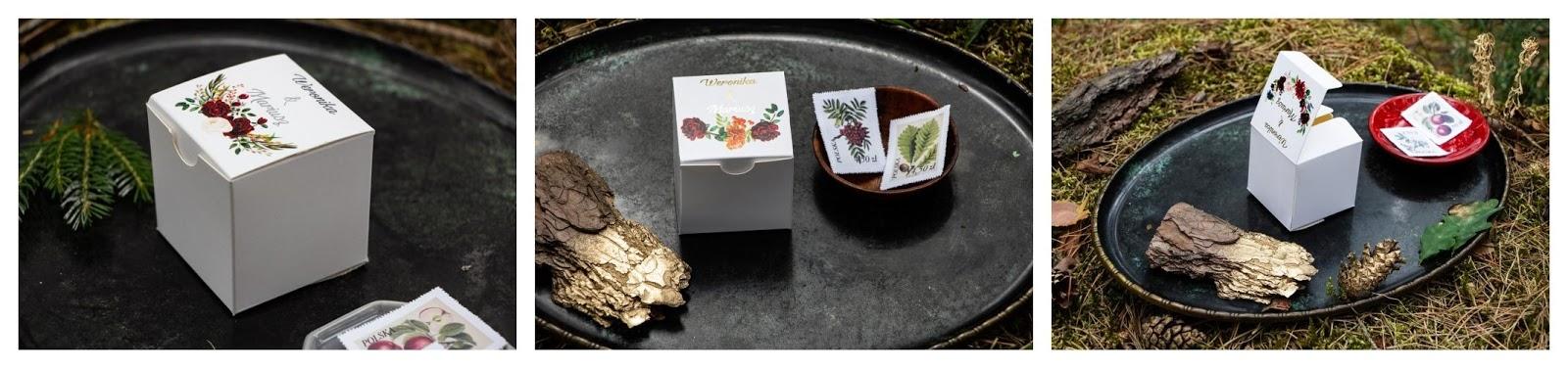 niebanalne prezenty dla gości weselnych upominki jakie prezenty dla gości pomysły nasionka herbata słoiczki miód pudełeczka na prezenty cukierki czekoladki wiatraczki świeczki blog