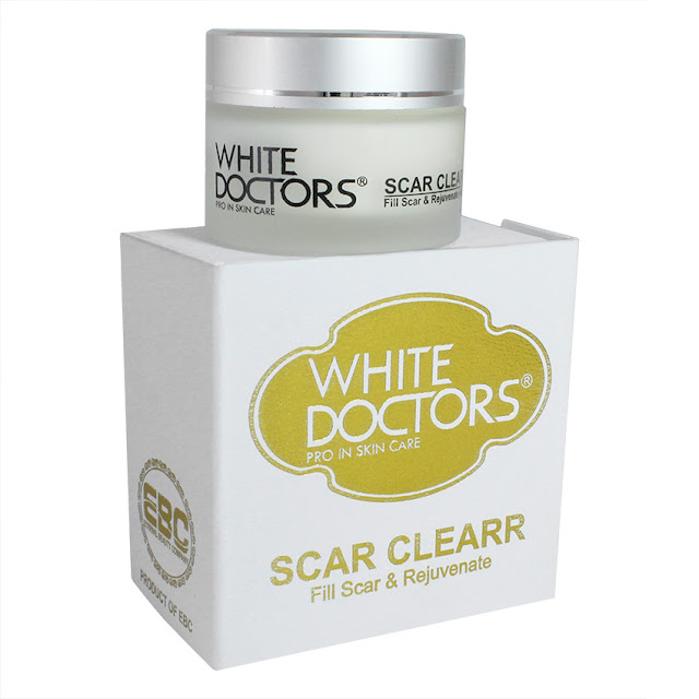 Kem trị rạn nứt da White Doctors