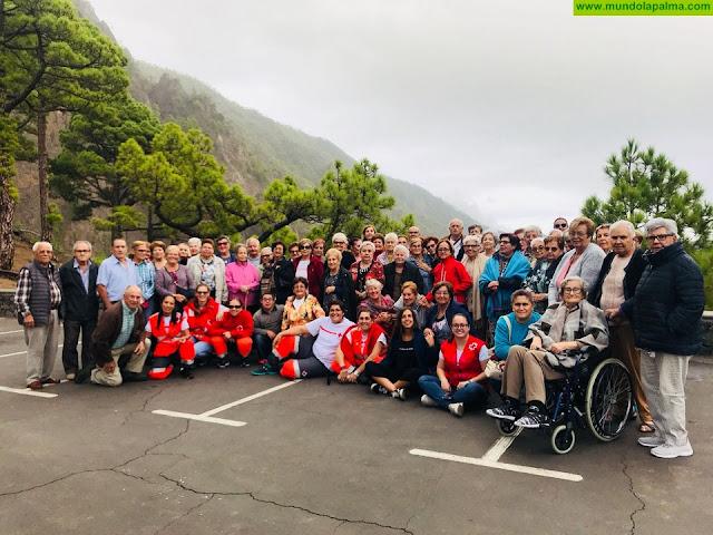 Cruz Roja en La Palma atendió a 2.672 personas a través de todos sus proyectos y servicios