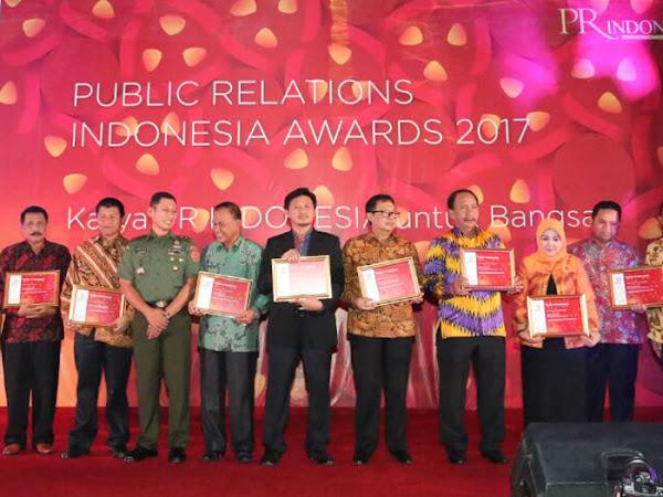 Humas Pemkot Bandung Pemenang Utama PR Indonesia Awards 2017