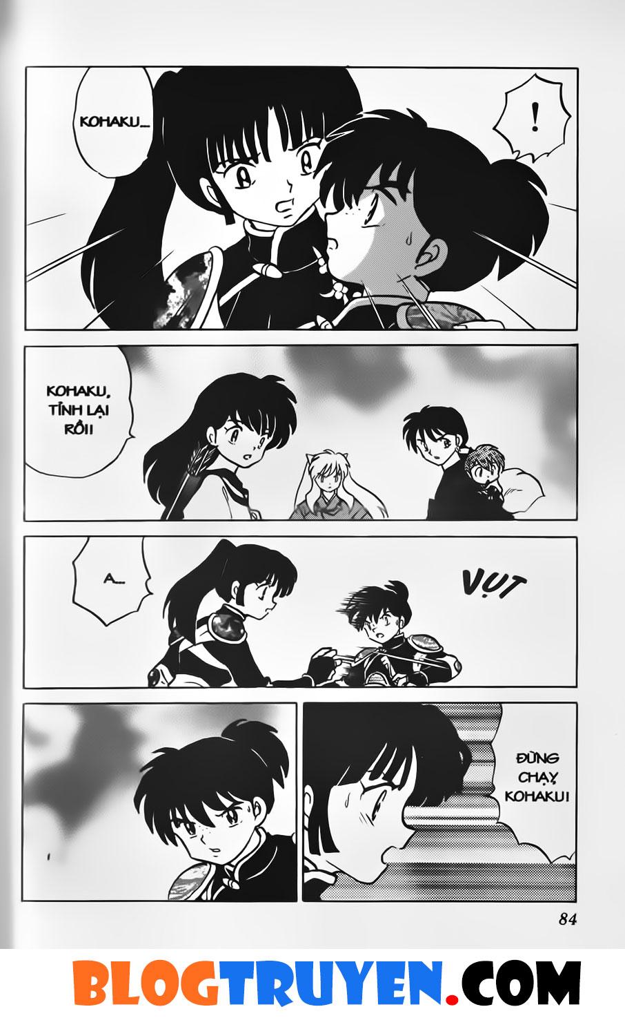 Inuyasha vol 38.5 trang 9