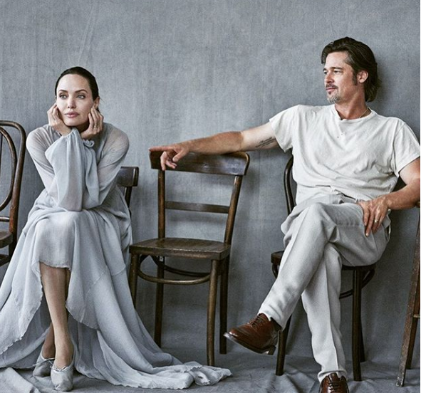 Brad Pitt Hit Back At Angelina Jolie Over The Child Support