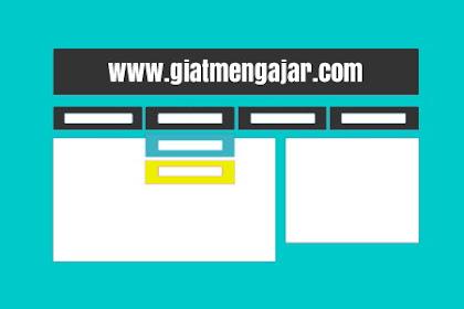 Cara mengubah warna template blog di Androd