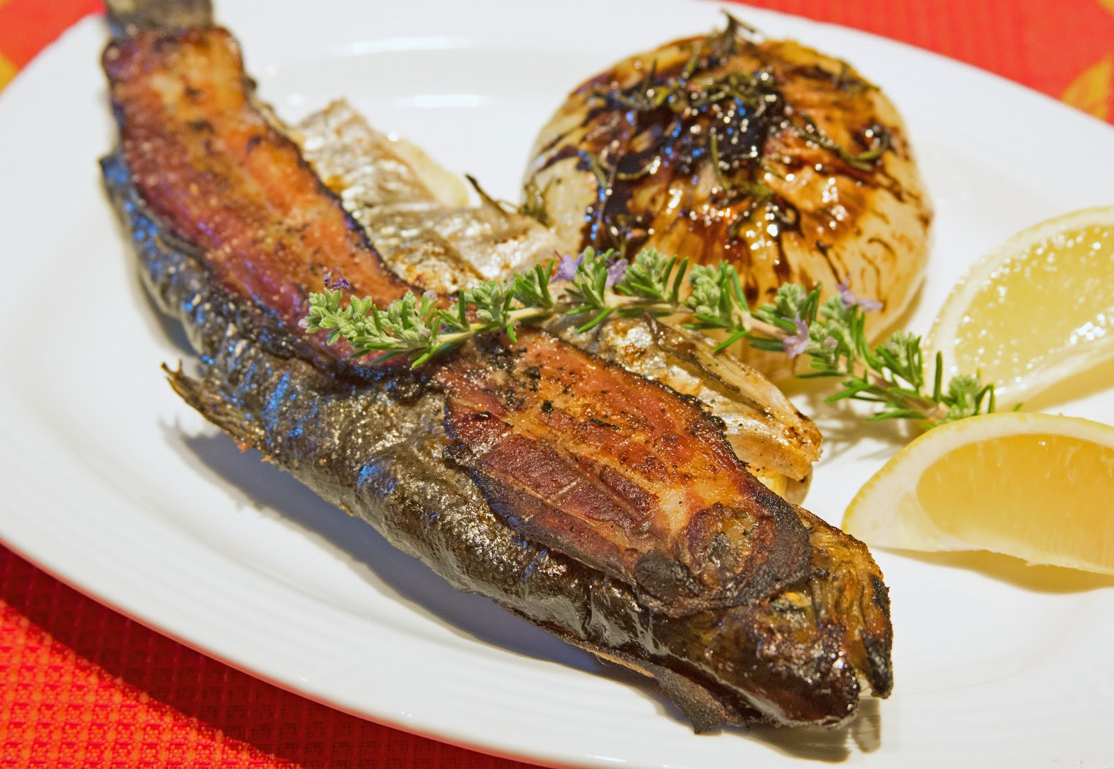 how to prepare and cook rainbow trout