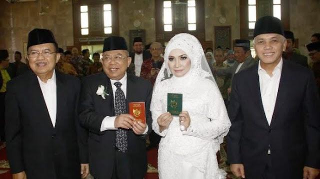 Profil Ma'ruf Amin, Asam Garam Sang Kiai di Panggung Politik