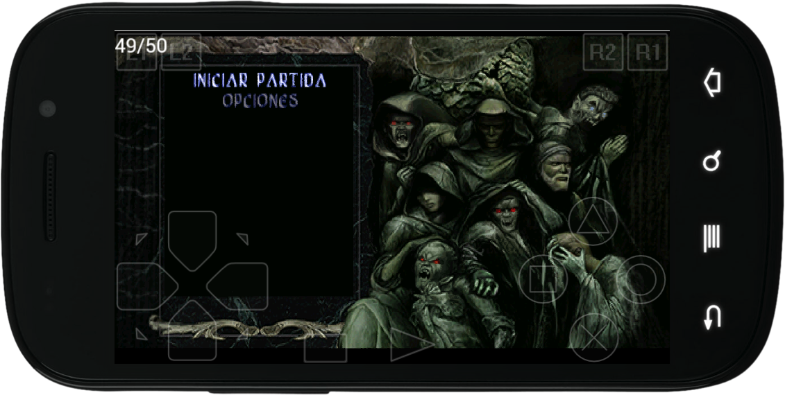 Legacy of Kain Soul Reaver Español   Android   Ps1