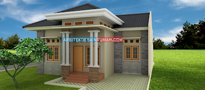Arsitek Desain Rumah Type 80