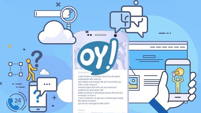 Oy! Aplikasi pesan singkat Buatan Indonesia yang Memberikan banyak Keuntungan