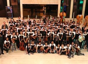 Concierto de la Filarmónica Joven de Colombia