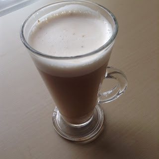 nescafe toffee nut latte