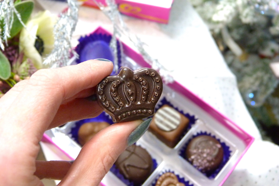 an image of Bloom and Wild Prestat Chocolates