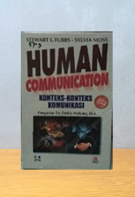 HUMAN COMMUNICATION 2, Tewart L. Tubbs