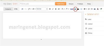 Menambahkan gambar artikel, add picture