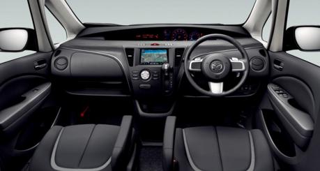 2017 Mazda Biante Specs