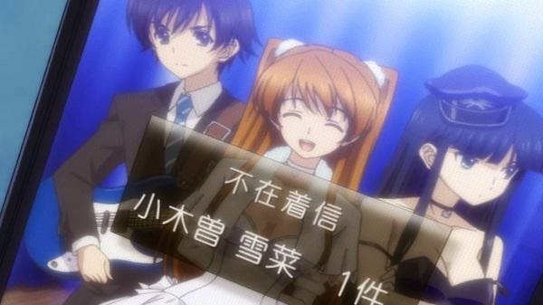 White Album 2 di Rekomendasi Anime Romance - Drama Terbaik