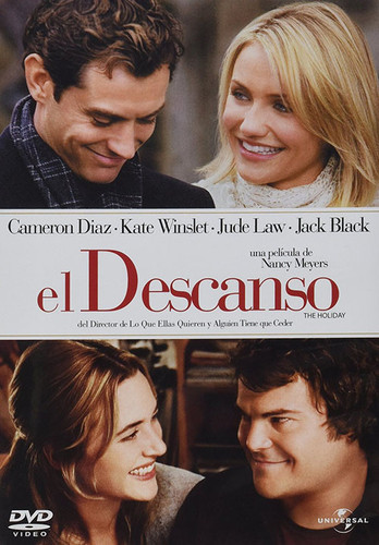 El Descanso (2006) [BRrip 720p] [Latino] [Romance]