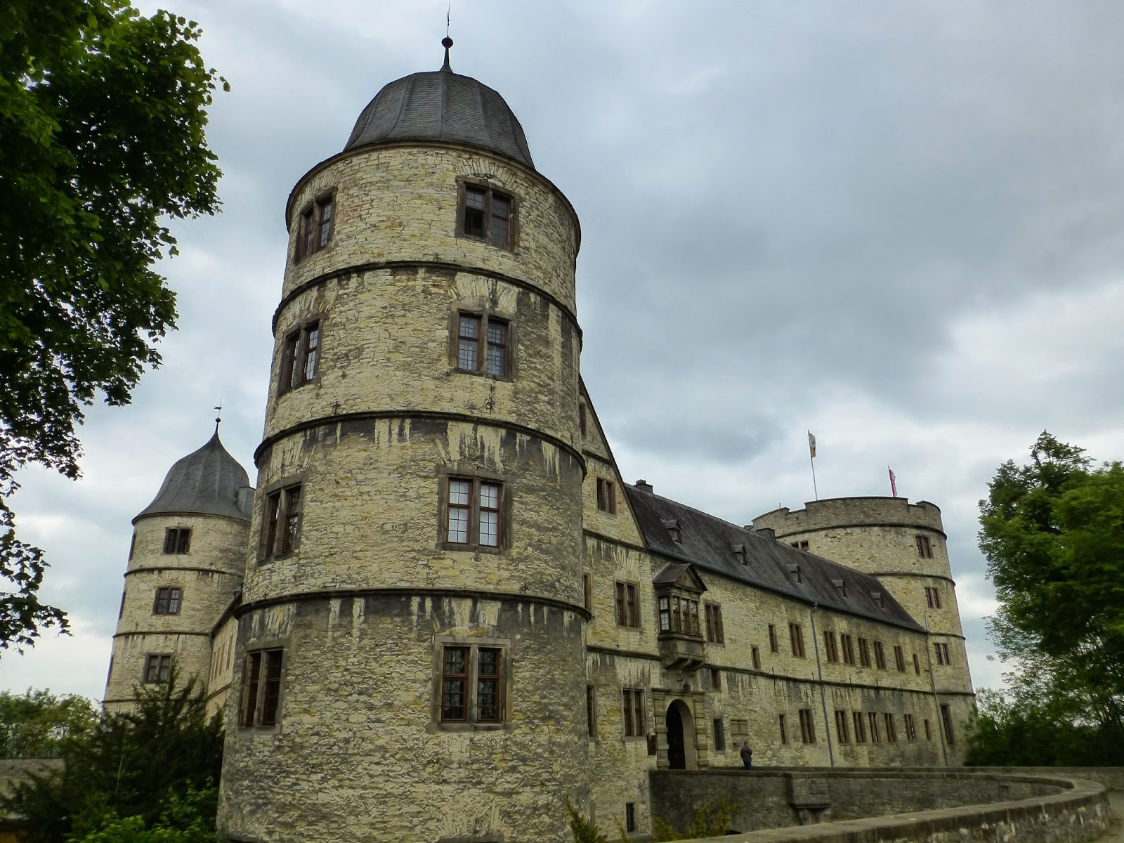 Castle Wewelsburg, Near Paderborn  Germany  Safe And