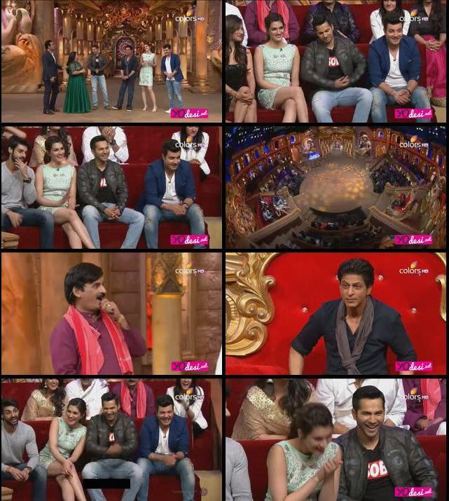 Comedy Nights Bachao 12 Dec 2015 HDTV 480p