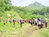 Wisata Menarik : Gunung Tunggangan Durenan Trenggalek