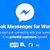 Đang cho tải free - Facebook Messenger for WordPress