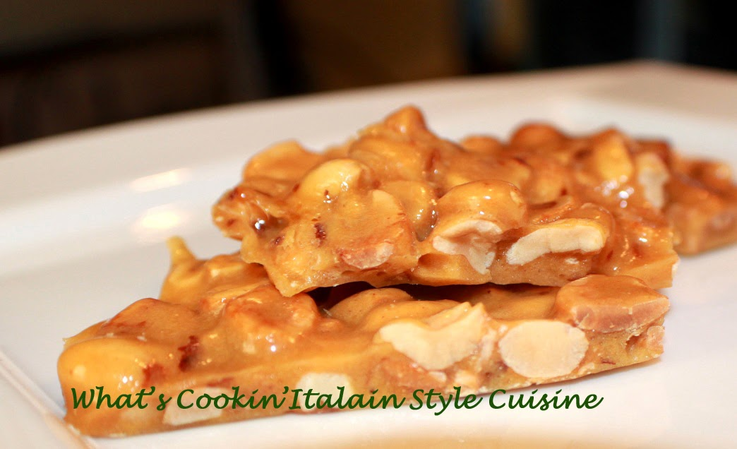 homemade buttery peanut brittle and how to make this vintage recipe