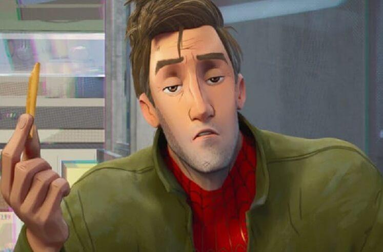 PETER PARKER – SPIDER-MAN