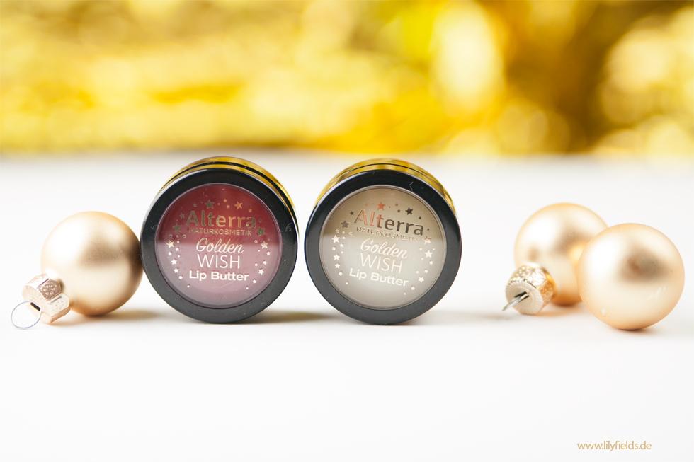 """Alterra - """"Golden Wish"""" Lip Butter"""