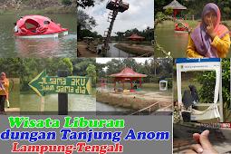 Wisata Kekinian Bendungan Tanjung Anom-Lampung Tengah