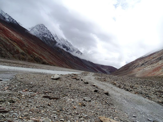 Manali to Kaza Road Conditions