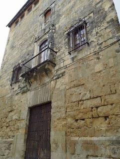 Casa de Luis de Góngora, Córdoba.