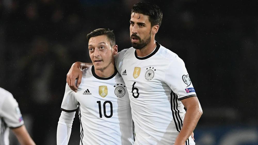 O que não falta para Joachim Löw são opções para o meio-campo da seleção  alemã be9d13a651ed3